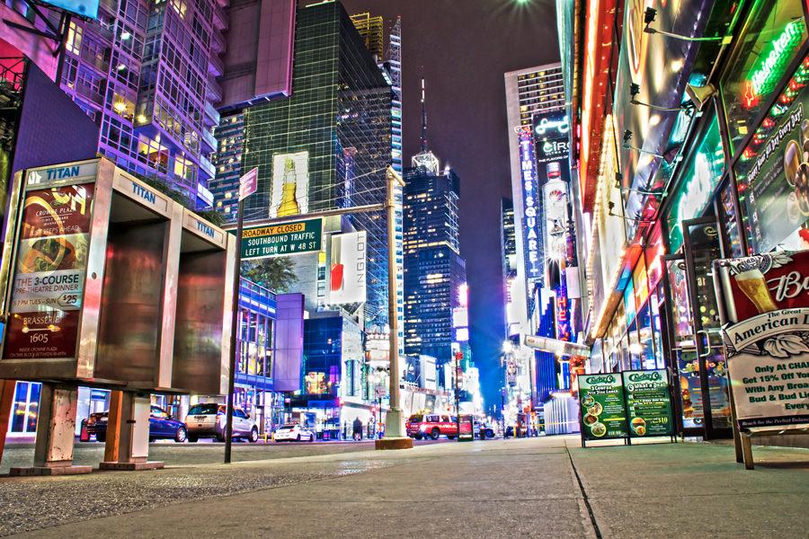 Times Square NY - photo