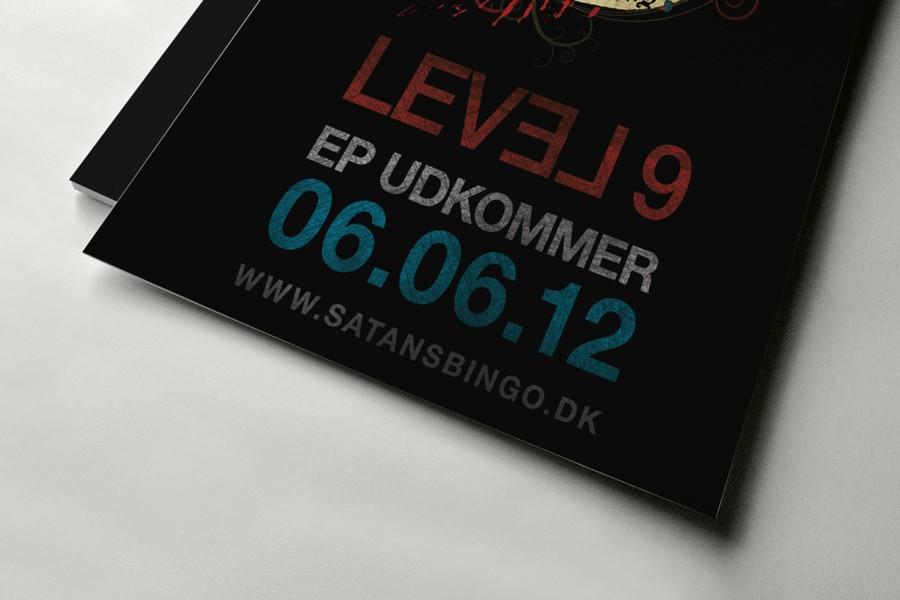 Satan's Bingo Album - poster 3
