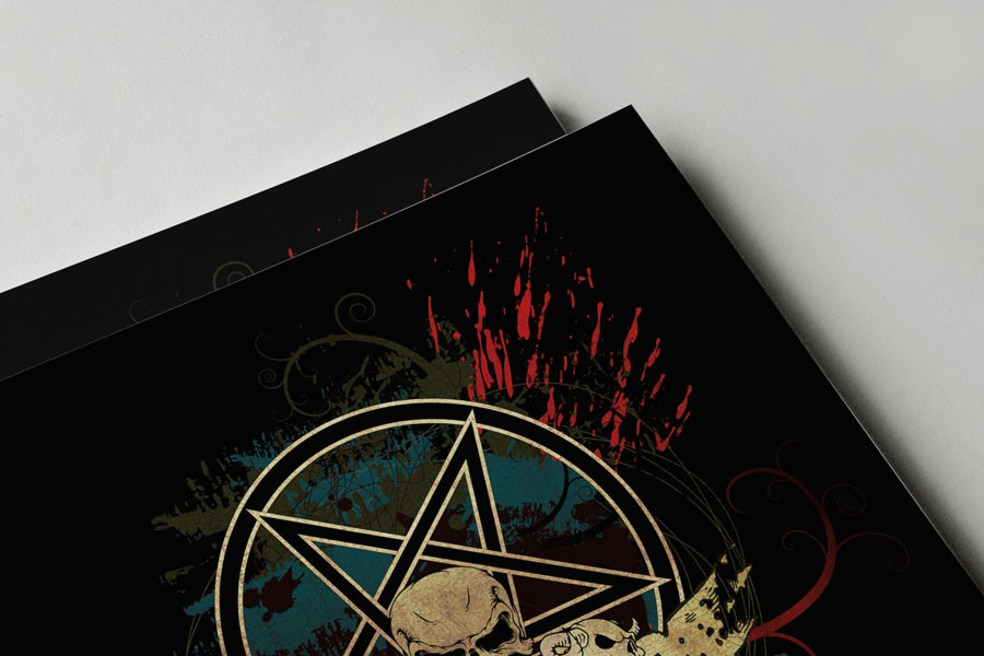 Satan's Bingo Album - poster 2