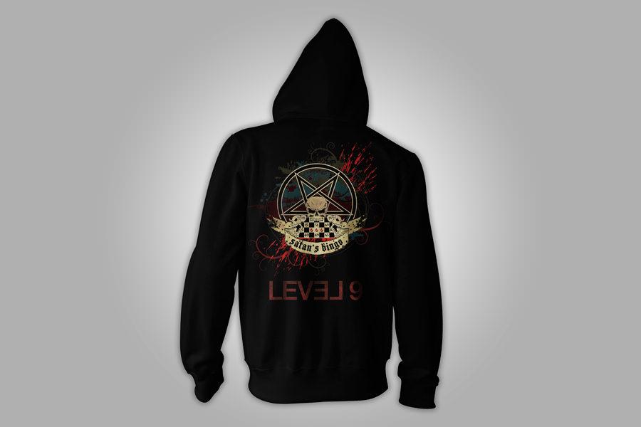 Satan's Bingo Album - hoodie