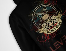 Satan's Bingo – Hoodie