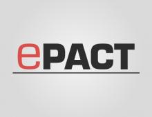ePACT – logo + visitkort