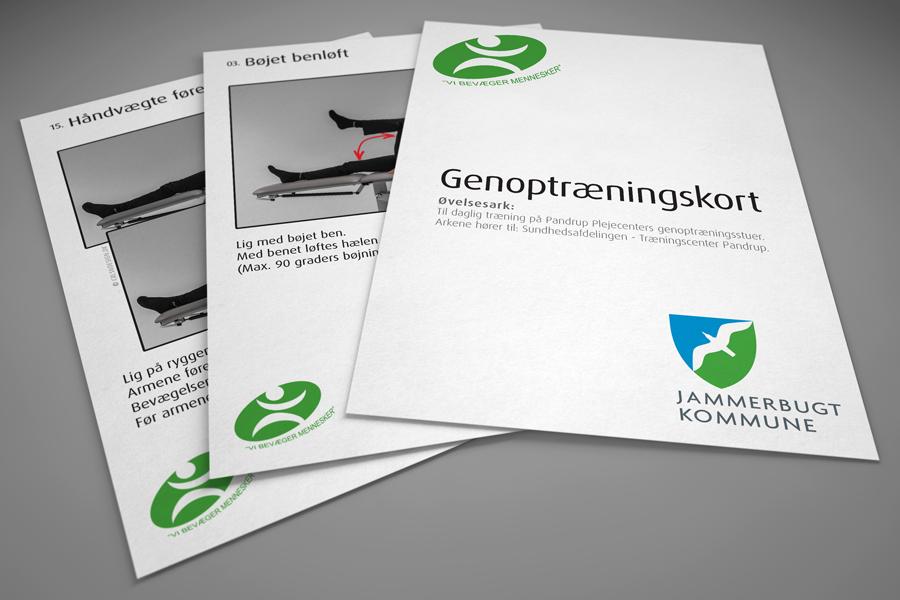 Jammerbugt kommune - genoptæningskort oversigt