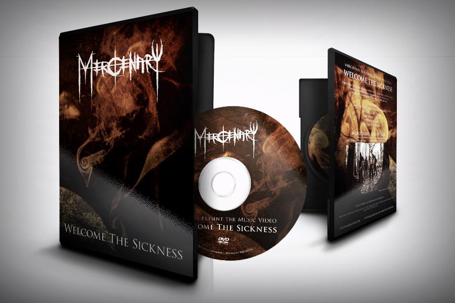 Mercenary cover artwork - covers