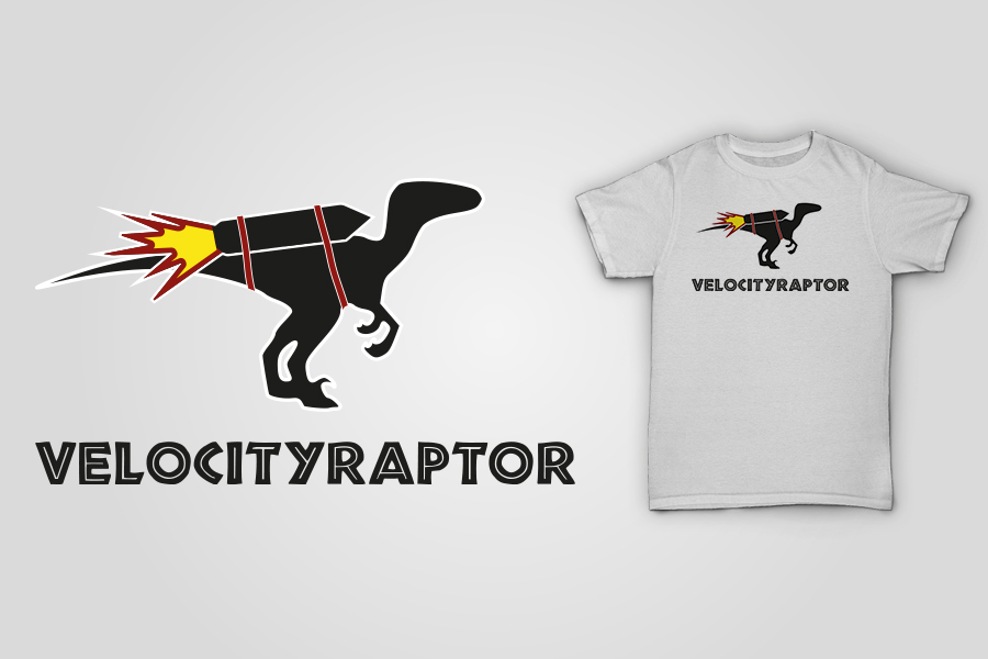NO BEAR FEET - tshirt, velocityraptor